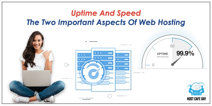 Uptime and Speed - Two Important Aspects of Web Hosting