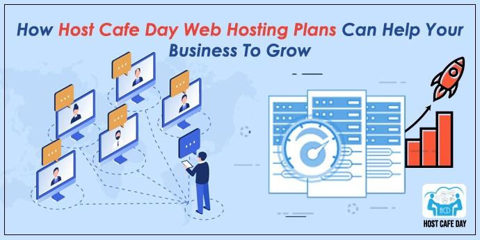 Host Cafe Day Web Hosting Plans